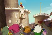 Castle in Spring Again 2