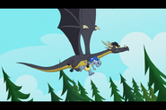 S1e13 Hildy Tries to Get Grim Back From Mama Dragon but Fails 3