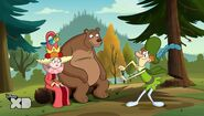 S1e07a Starchy Attempts to Dance for a Bear