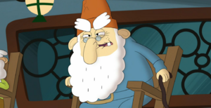 S1e10a Grandpa Grumpy