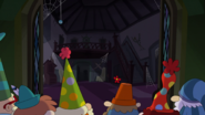 S1e17a the party enters the mansion 1