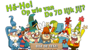The 7D Annoy Grumpy Promo (Dutch)