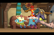 S1e13 The 7D and Hildy Return Baby Dragon and Rescue Grim 11