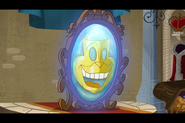 S1e04a Magic Mirror Is Back and Likes Mean Mirror 3