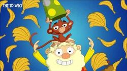 The 7D - There's a Monkey in My Hat (song)