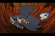 S1e13 The 7D and Hildy Return Baby Dragon and Rescue Grim 19