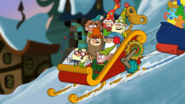 S1e09a 7d and gingersnaps on the sleigh