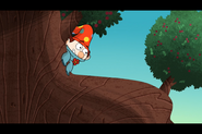 S1e02a Dopey in the tree