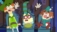 S1e17b starchy, doc and sneezy terrified