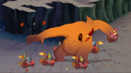 S1e19b The Leaf Monster Under Attack