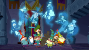 S1e17a a family of ghosts appear