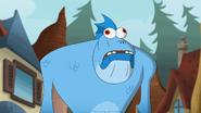 S1e17b monster hears a cow bell