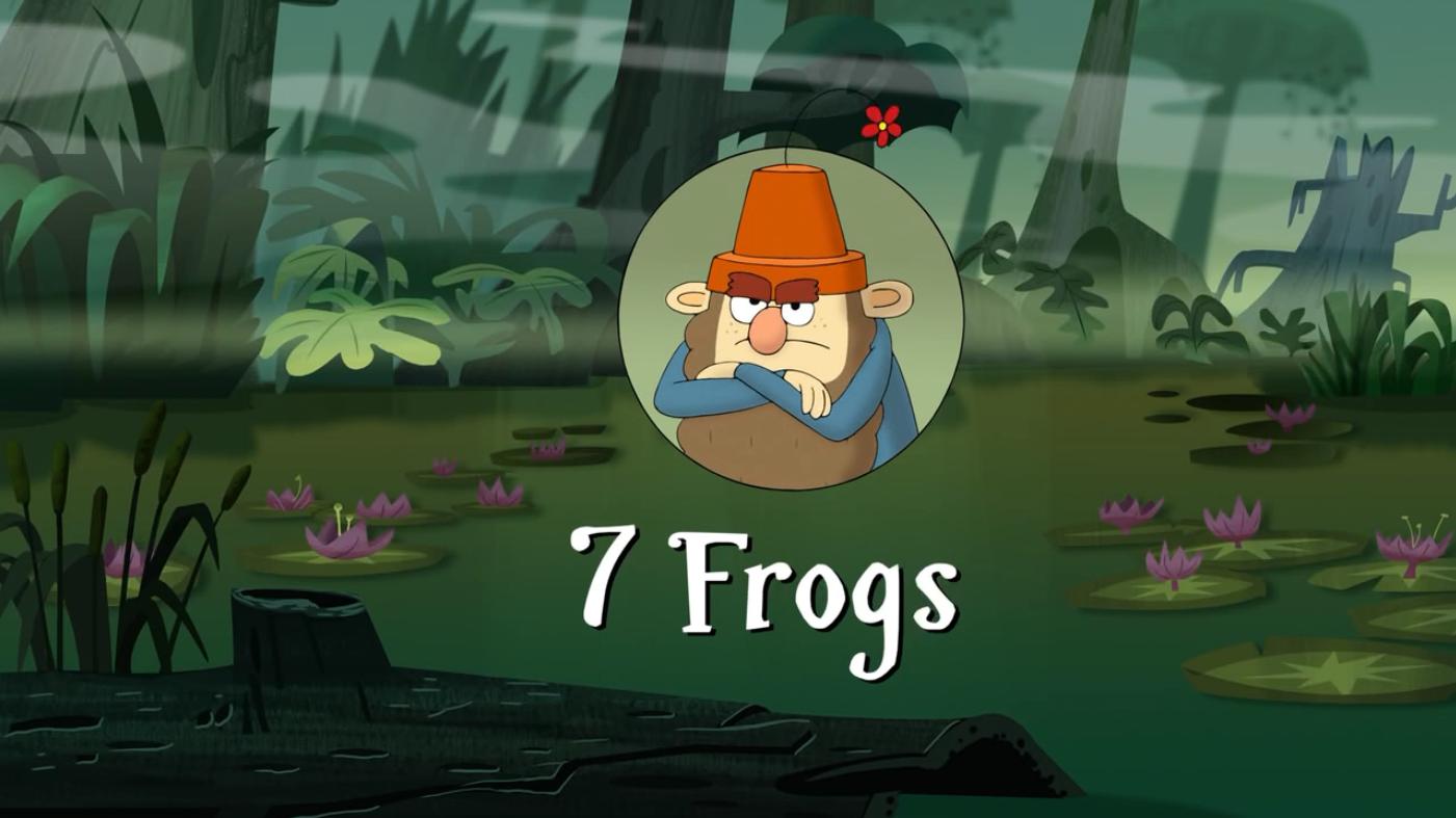 7 frogs the 7d wiki fandom powered by wikia