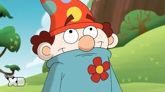 The 7D - Funny Dopey Fail - Official Disney XD UK HD