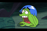 S1e03a Hildy Upset that Grim is a Frog 11