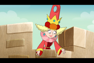 S1e13b Teensy Begins Growing Out of Control at Queen Delightful's Castle 12