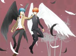 Demon vs Angel