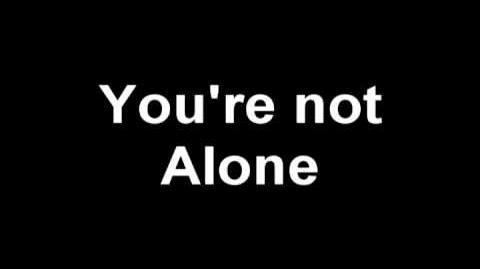 Saosin-You're not alone Lyrics