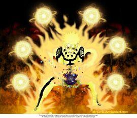 Naruto ninetails beast BOMB 0 21