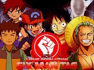 AnimeRevolution2K14Anime4KidsvStrawHatCrew
