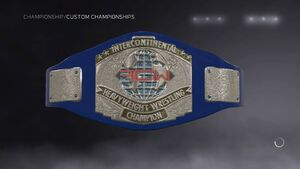 ACW Intercontinental Championship V3