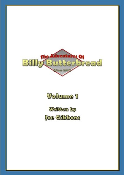 Volume 1 - Front Cover