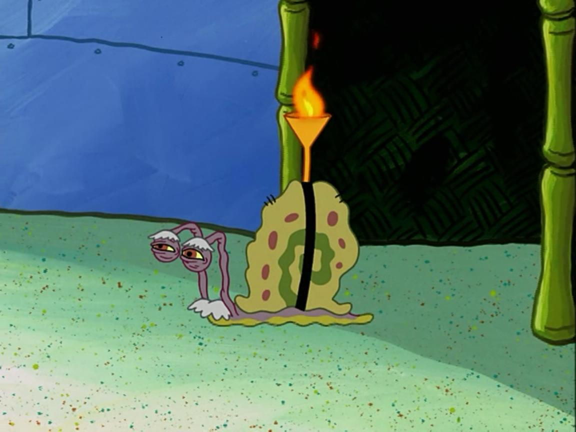 Lightning Larry Luciano The Adventures Of Gary The Snail