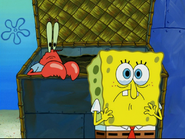 Mr. Krabs in Shell Shocked-2