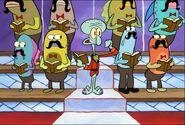Choir-squidward