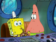 SpongeBob Loves Squidward