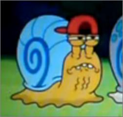File:Dan the orange Snail.png