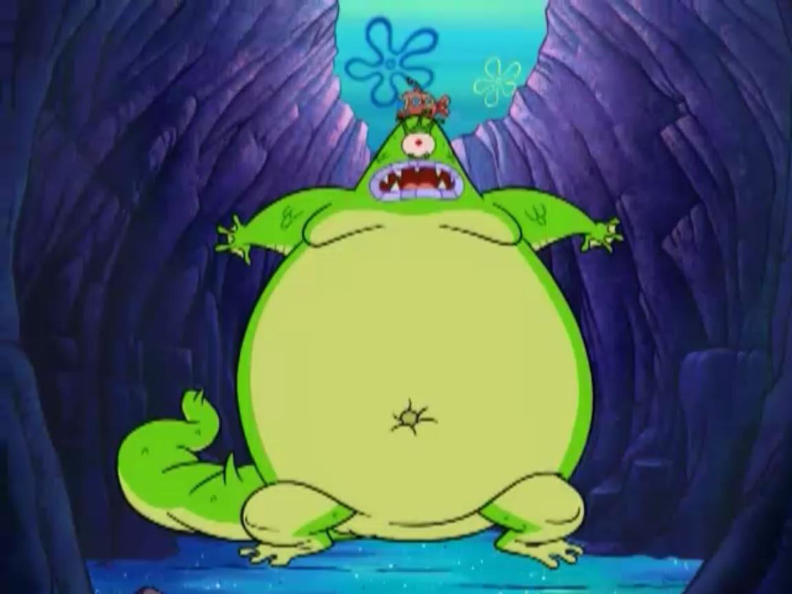 Sea Monster The Adventures Of Gary The Snail Wiki Fandom Powered