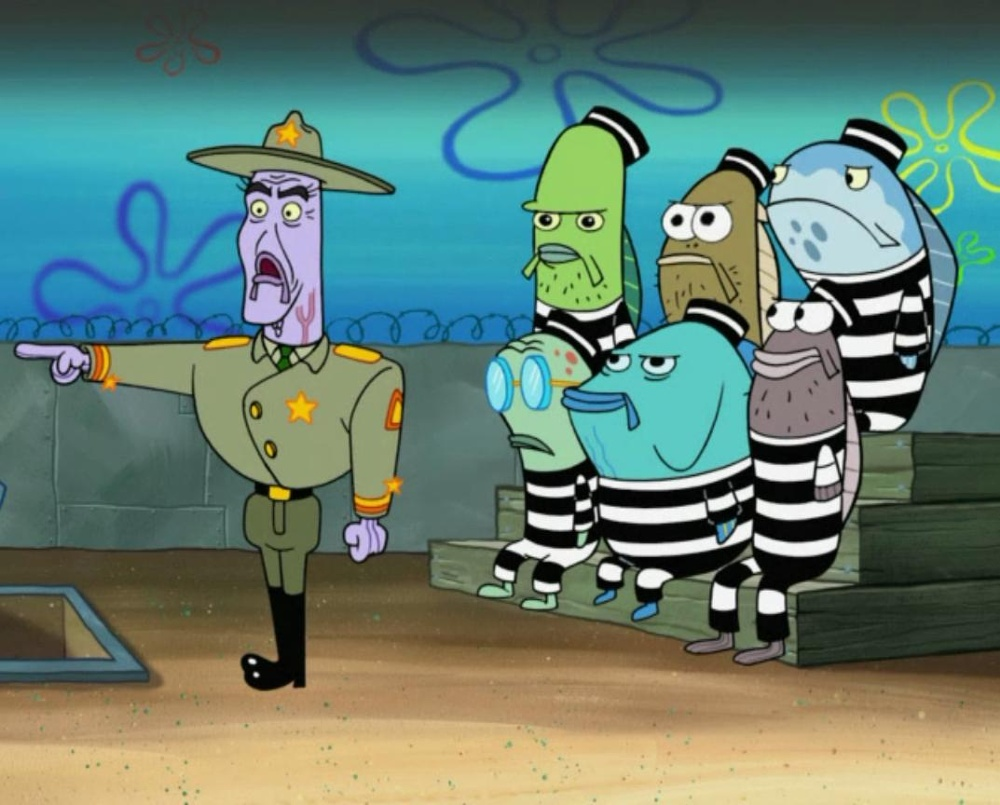 Prison Warden | THE ADVENTURES OF GARY THE SNAIL Wiki ...