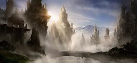 Skyrim fantasy ruins by tarrzan-d4n5pyh