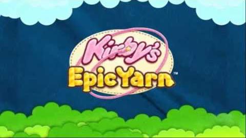 Kirby's Epic Yarn Music- Green Greens