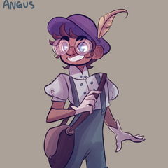 Angus by <a rel=