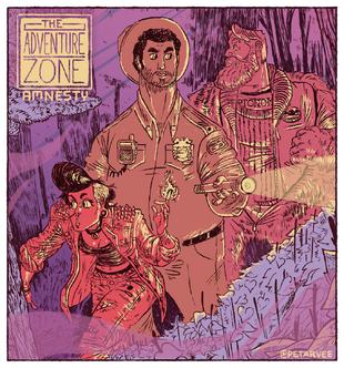 Campaign 3 Amnesty The Adventure Zone Wiki Fandom