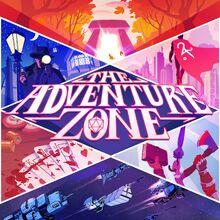 Adventure zone intermission art