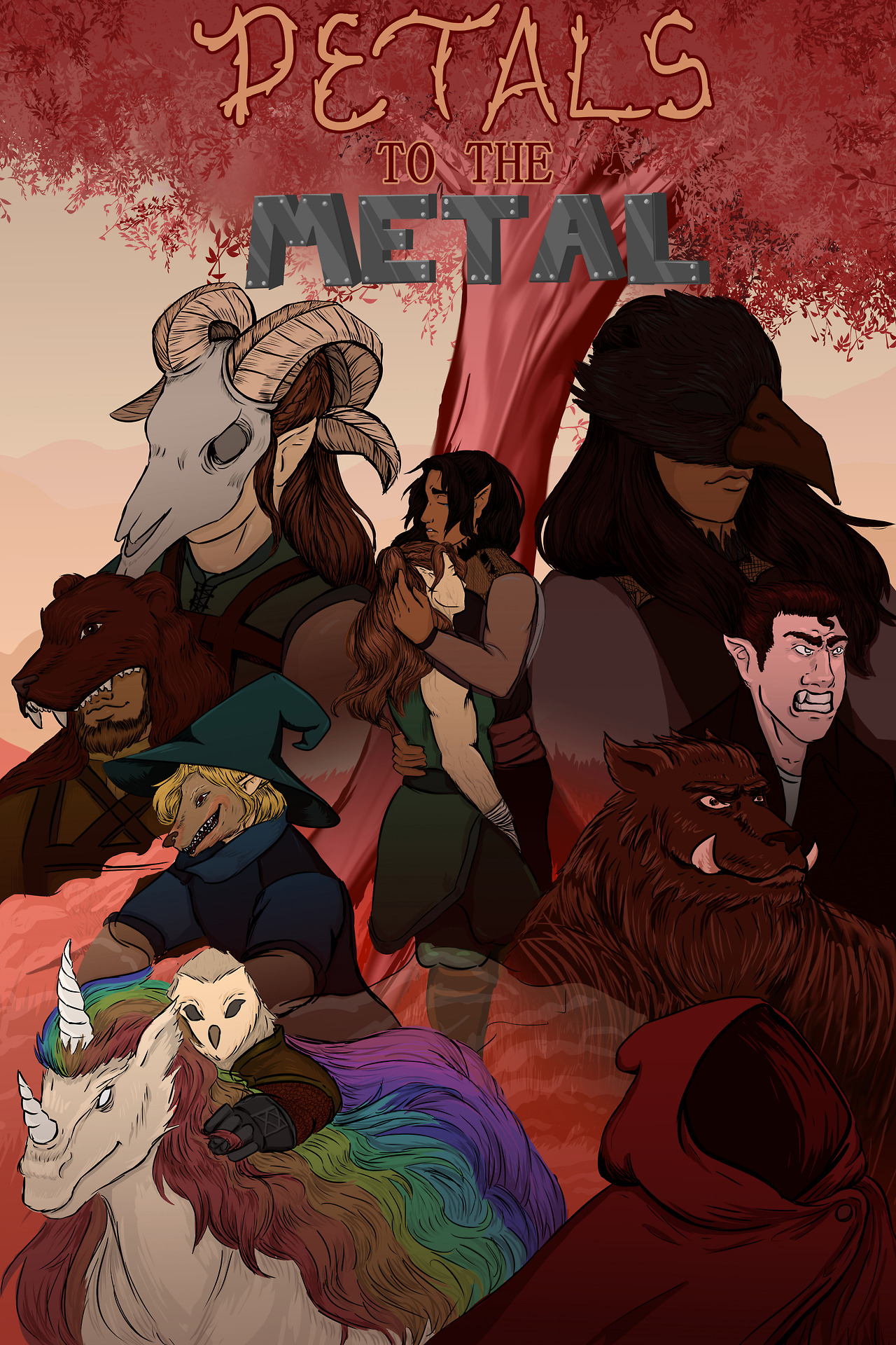 Ep  24: Petals to the Metal - Chapter Seven   The Adventure Zone