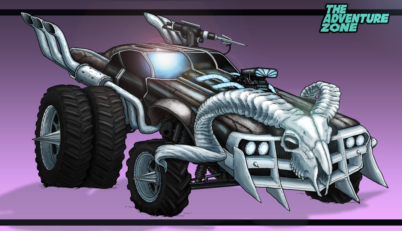 714099dde Battle Wagon Racing | The Adventure Zone Wiki | FANDOM powered by Wikia