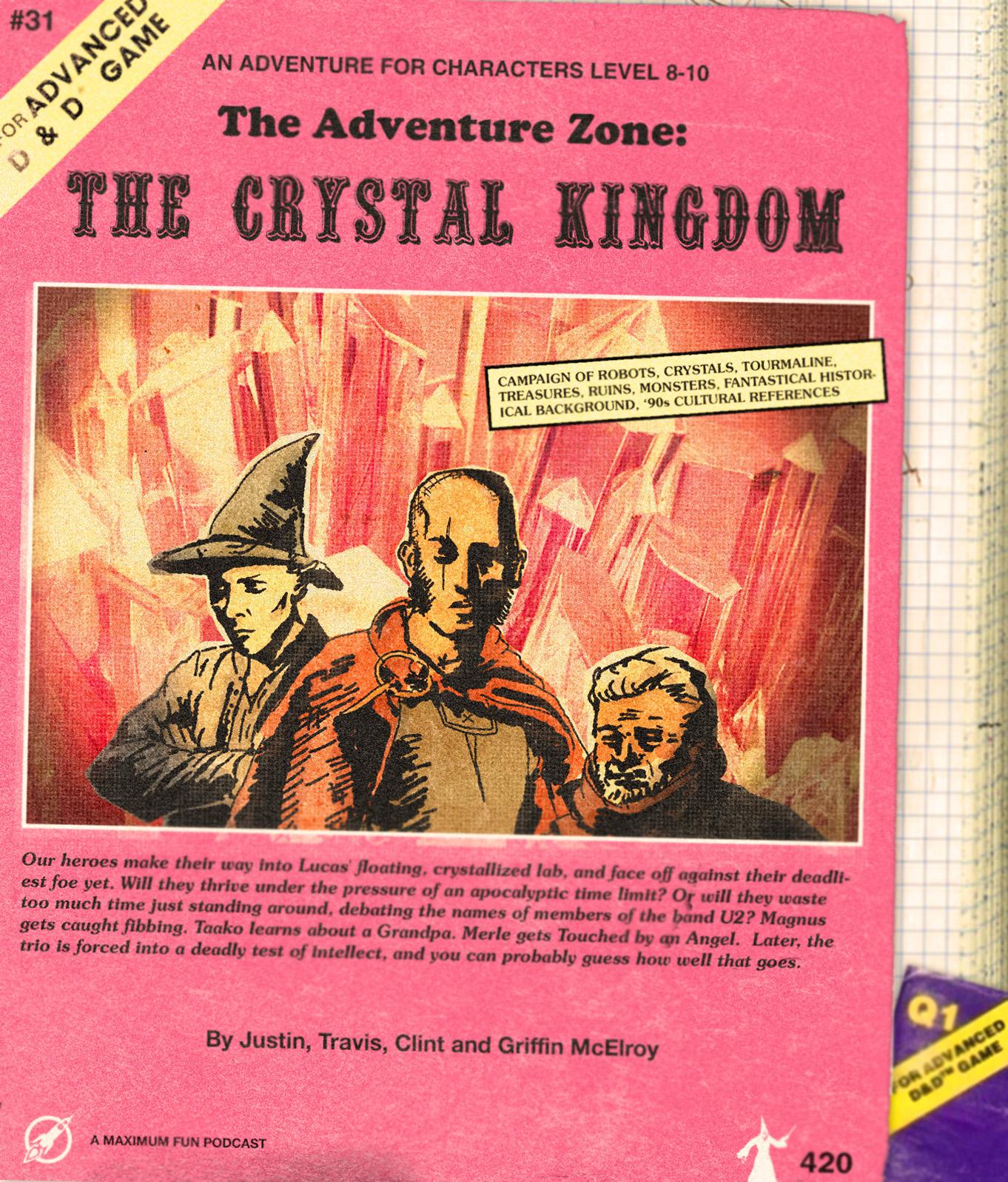 Mangareader Kingdom 545: Ep. 31: The Crystal Kingdom - Chapter Three
