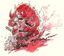 Klarg-gearfish