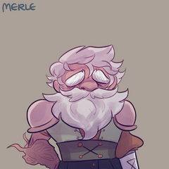 Merle by <a rel=