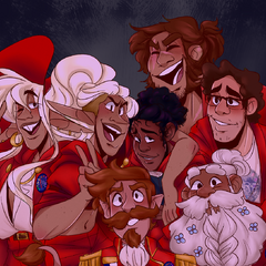 Red Robes The Adventure Zone Wiki Fandom Powered By Wikia