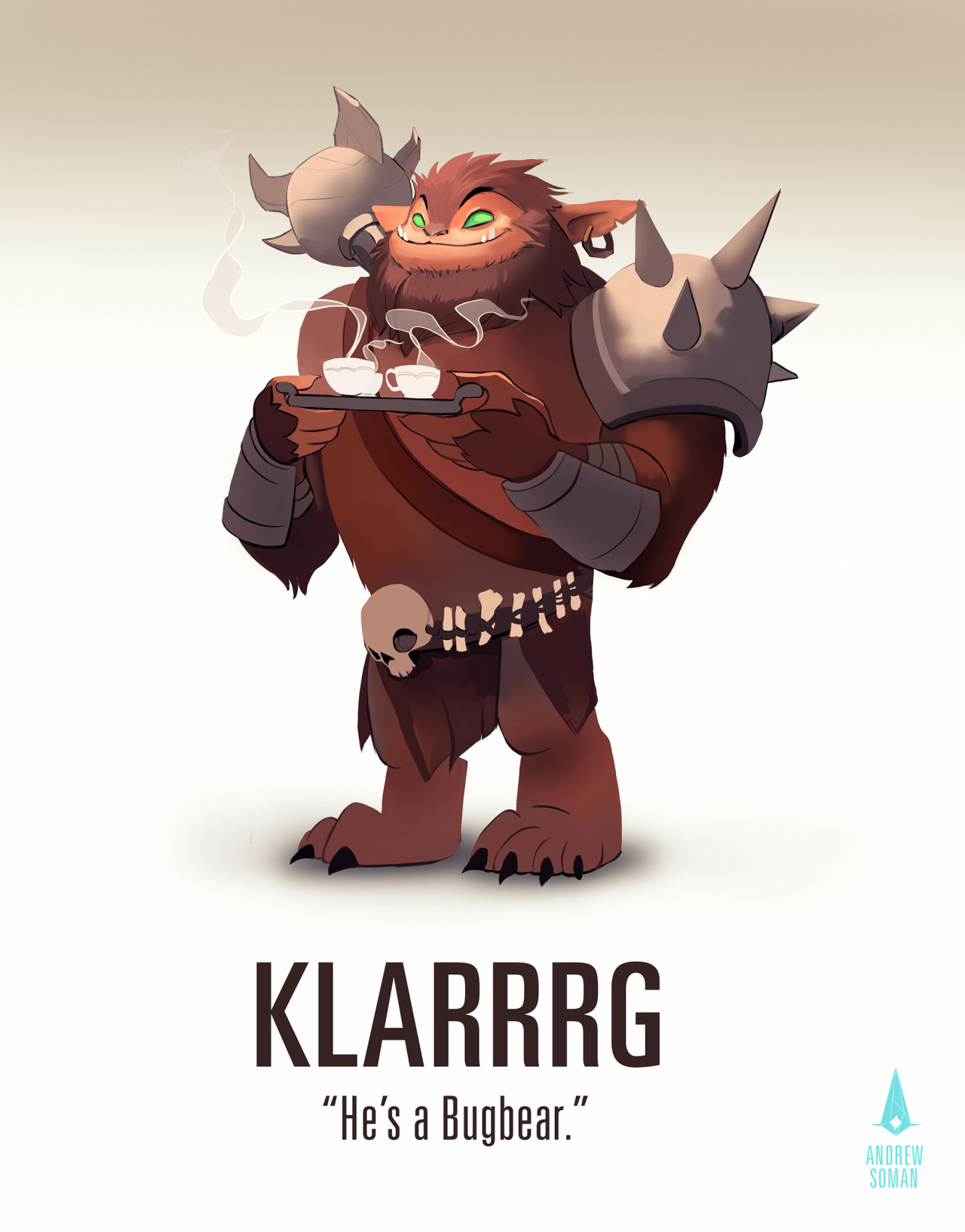 klarg the adventure zone wiki fandom powered by wikia