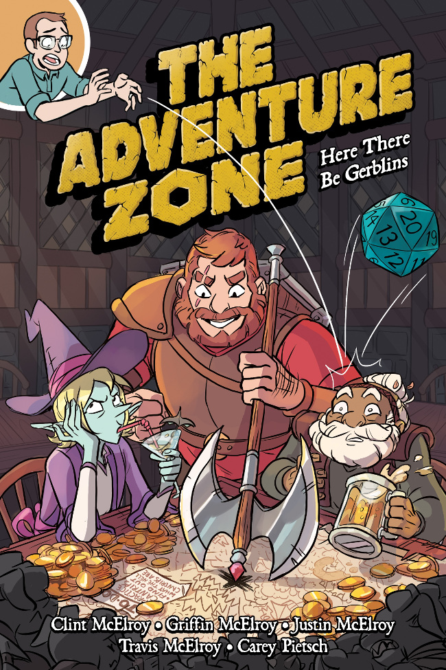 The Adventure Zone Here There Be Gerblins The Adventure