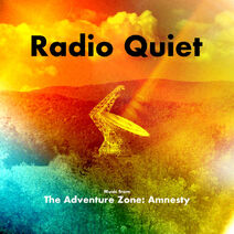 Radio Quiet Cover