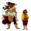 Irene and Kardala by Asilverdoesdraw.png
