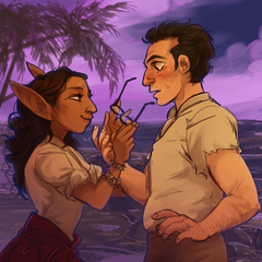 Lup and Barry by <a rel=