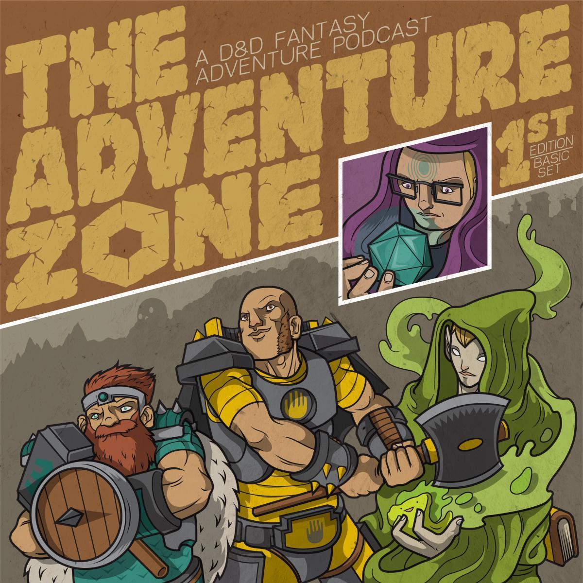 Resultado de imagen para the adventure zone thumbnail